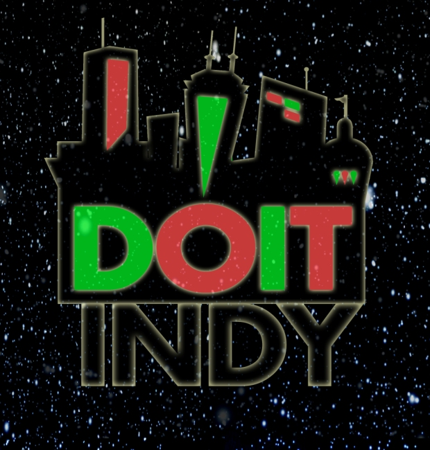 Happy Holidays from DoItIndy