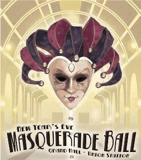 DoItIndy is a proud sponsor of the NYE Masquerade Ball