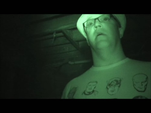 I still can't believe that Si Greene's is haunted!