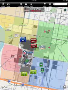 The SB 46 app will help you navigate downtown Indianapolis