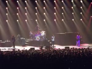 The MGM Grand was rocking with 311 in the house