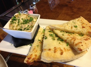 Quesadilla from The Indianapolis Colts Grille.