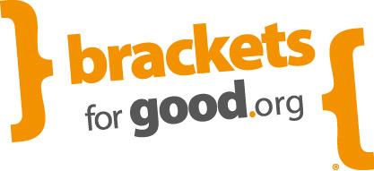 Proud media sponsor of the 2013 Brackets for Good.