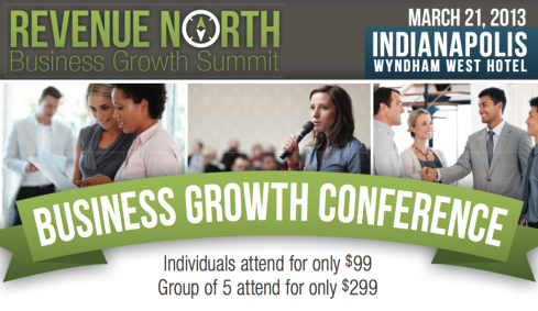 Learn about many different techniques for business from the Revenue North conference.