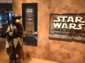 Star Wars Science Imagination
